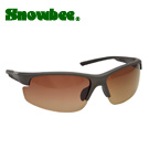 18001 Prestige Open Frame Polirized Sunglasses