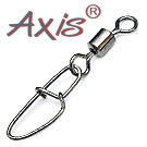 AX-94118 Rolling Swivel With New Hooked Snap