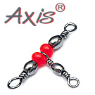 AX-92817 Barrel triple Swivels Style C