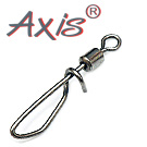 AX-92154 Rolling Swivels with t-shape snap